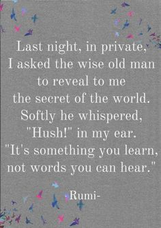 Draw & Wings. - Last night, in private, I asked the wise old man...