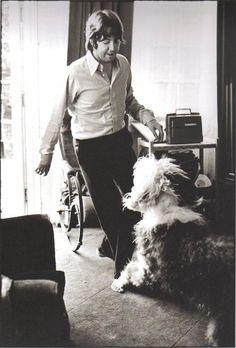 """Paul and """"Martha My Dear"""""""