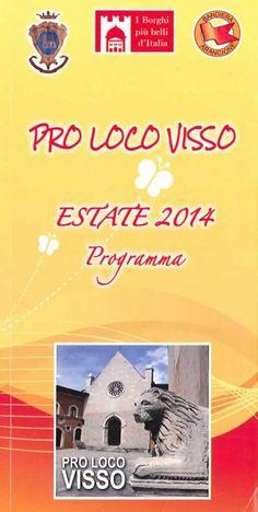 Programma dell'estate di Visso 2014, tutti gli eventi fino alla fine di agosto