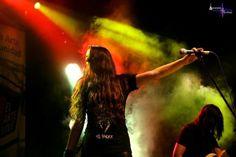Nathalie Markoch live Magdalenarte #metal #nmk #live #peruhttp://on.fb.me/120ZOQX