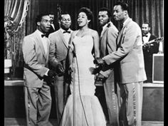 The Platters Live 1956 - (You've Got) The Magic Touch/My Prayer (AUDIO O...