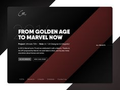 Hello everyone,  It's a good year to change my portfolio and that is done. Do not hesitate to go to http://centismenant.fr/. Designed and develop by myself, I search now an internship anywhere, fro...