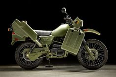 Believed to be one of less than 500 ever built, this 1999 Harley-Davidson MT500 Military Motorcycle is a highly rare relic of war. It's also completely original, and miraculously unused. Details of the MT500 are scant, but we do know...