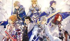 """""""Agravain"""" """"Archer"""" """"Artoria Pendragon"""" """"Bedivere"""" """"Gawain"""" """"Lancelot"""" """"Lancer"""" """"Mordred"""" """"Saber"""" """"Saber of Red"""" """"Tristan"""""""