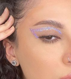 Makeup Eye Looks, Eye Makeup Art, Cute Makeup, Glam Makeup, Pretty Makeup, Skin Makeup, Make Up Color, Creative Makeup Looks, Simple Makeup