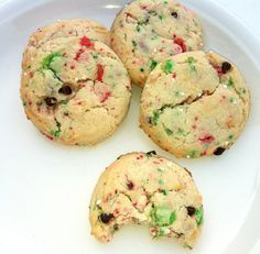 candyland christmas cookie