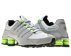 b4d0096249f Nike Shox NZ SI Plus Big Kid s Running Shoes (317929 026)