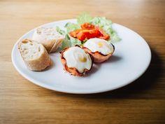 bread food plate breakfast - Visual Hunt