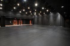 The Hills Are Alive! Premiere Production in NYC by Eric Thomas Johnson — Kickstarter Home Dance Studio, Studio Room, Dream Studio, Yoga Studio Design, Tanzstudio Design, Dance Rooms, Warehouse Design, Theatre Design, Interior Design Studio