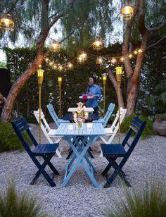 Fun Patio Lighting Ideas - Quick Outdoor Lighting Tips for Outdoor Entertaining