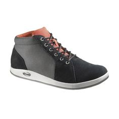 Need a pair of shoes for the not-quite-cold yet not-quite-warm spring season? Try Chaco's Holt suede and canvas shoes. $110.