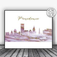 Providence Skyline, Providence Print, Providence Rhode Island, Marble Art Print, City Skyline Prints, Skyline Decor, Cityscape ArtPrintsZoe #ProvidencePrint #SkylineDecor #ProvidenceSkyline #CityscapeArt #MarbleArtPrint #CityArtPrint #CitySkylinePrints #CitySkylineDecor #ArtPrint #MarbleArt