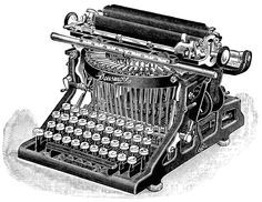 OldDesignShop_DensmoreTypewriter1887.jpg (1486×1150)