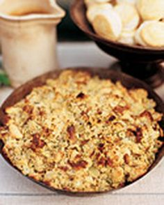 Stuffing is commonly known as dressing in the South, where it is frequently made…