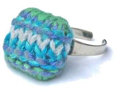 Knit Ring (Gout)