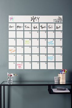 The Perfect Back to School Project! Using Rust-Oleum Specialty Dry Erase Paint Home Decor, DIY Home Decor #diy #decor #homedecdor