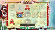 Koi Princess by NetEnt (Slots) review by Casinoz.me