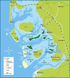 Nordsee: Halligen - Nordsee - Kultur