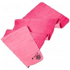Genius! Frogg Togg cooling towels in awesome colors!
