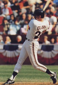 The sweet swing of Will Clark