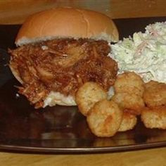 Southern Yank Pulled Pork BBQ
