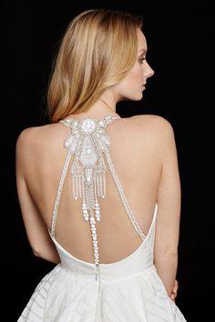 Hayley Paige Behati, $2,205 Size: 10 | New (Un-Altered) Wedding Dresses