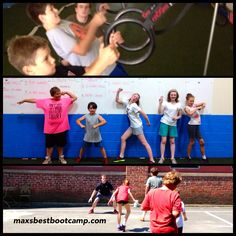 Inspiring the next generation to break the mold, to be fit & heathy! (Youth Summer Bootcamp at Max's Best Bootcamp http://www.maxsbestbootcamp.com) #fitness #fun #health #youth #life #workout #summer #bootcamp #eatclean #traindirty #livelean #motivation #inspiration #dedicated #noexcuses #strong #body #fitfam #gym #amazing #beautiful #blue #follow #like