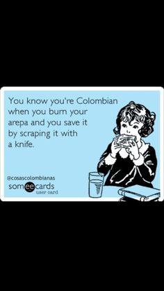 Lol 🙋🏻 so true Hispanic Jokes, Colombia South America, Calm Quotes, Spanish Classroom, Happy Pills, Lol So True, My Heritage, Spanish Quotes, Favorite Quotes