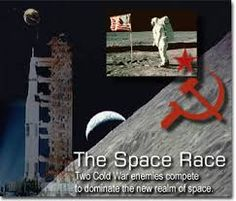 Cold War Images - Google Search Space Race. Control, superiority against the other ideology