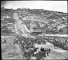 San Francisco in 1862