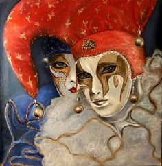 Юшкова Наталья. Маскарад любви