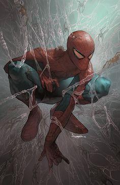 Spider-Man by Barnaby Bagenda