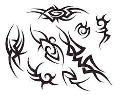 Bildergebnis für tribal tattoo unterarm vorlage