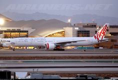 Boeing 777-3ZG/ER aircraft picture. Virgin Australia Airlines.