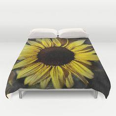 Duvet Comforter Cover Pillow Sham Bedroom Set by DesignerDiner