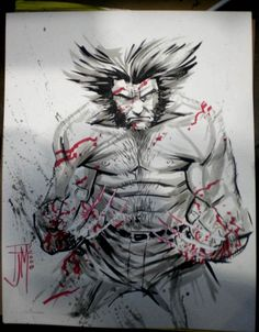 The Wolverine Artwork - See best of PHOTOS of the WOLVERINE film  http://www.wildsoundmovies.com/the_wolverine_artwork.html