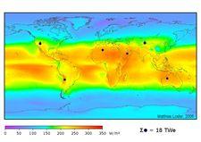 Solar energy - Wikipedia, the free encyclopedia