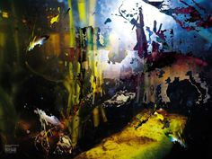 Glaufx Garland's Exquisite Art - ΓΛΑΥΚΩΨ - Σ. Β. ΚΟΥΚΟΥΛΟΜΑΤΗΣ: Post Nuclear Era MASS Decomposition Failed -Radiat... Garland, Sculptures, Watercolor, Artwork, Artist, Projects, Painting, Pen And Wash, Log Projects