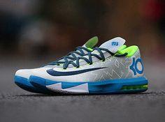 Nike KD 6 Home II