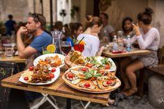 Infografía: el turismo gastronómico consolida su reputación online