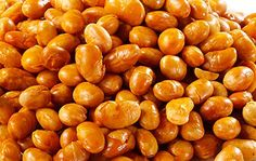 Roasted Soybeans from Warminster, Pennsylvania. Available with Snacks, http://www.farmersmarketonline.com/roastedsoybeans.htm