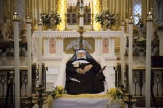 Funeral marks Mother Angelica's life as a 'faithful bride' to Jesus :: Catholic News Agency (CNA)