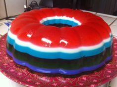 Colorful Jello...