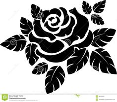 single flower vector - Google Search