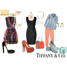 Tiffany & Co., created by yaritza-rodriguez-roman on Polyvore    Love