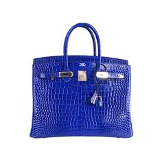 hermes knockoff bags - Kelly Rutherford's Hermes 35cm Cognac Ostrich Birkin Bag with ...