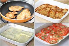 PANELATERAPIA - Blog de Culinária, Gastronomia e Receitas: Frango à Pizzaiolo