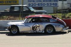 1948 Chevy short track oval racer