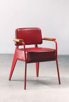 Jean Prouvé / bridge office chair, 1951