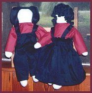 Free Sewing Pattern to Make a Rag Doll Sewing Patterns Free, Doll Patterns, Free Sewing, Amish Country Ohio, Amish Dolls, Soft Dolls, Primitive, Craft Projects, Kids